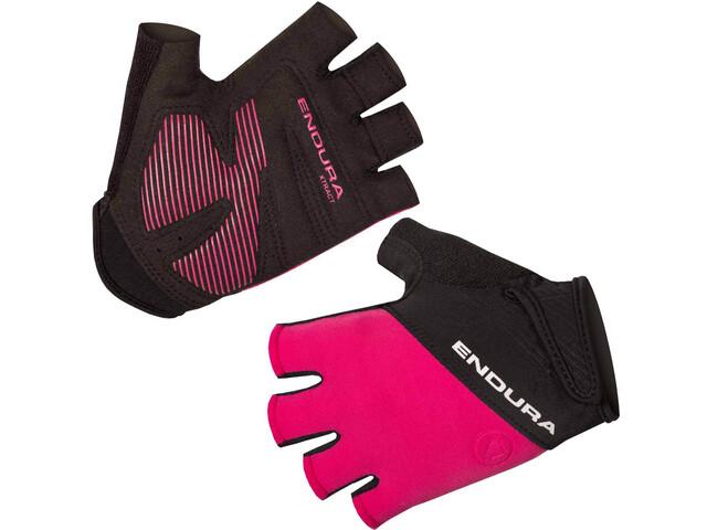 Endura Xtract Mitt II Gloves Women cherryred